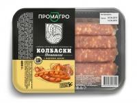 Колбаски Домашние (с жареным луком) - продукция АПХ «ПРОМАГРО»