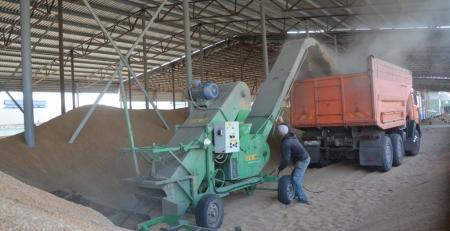 Хранение зерна в «ПРОМАГРО»