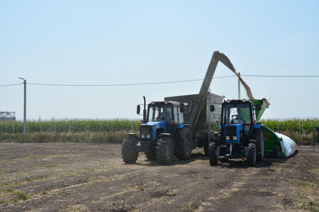 Консервация зерна «ПРОМАГРО»