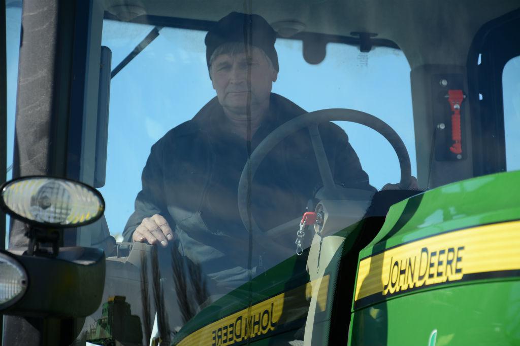 Работник «ПРОМАГРО» стал заслуженным работником сельского хозяйства
