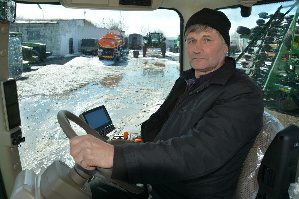 Работник «ПРОМАГРО» был отмечен губернатором Белгородской области