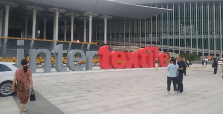 «ПРОМАГРО» - на выставке Yarn Expo в Шанхае