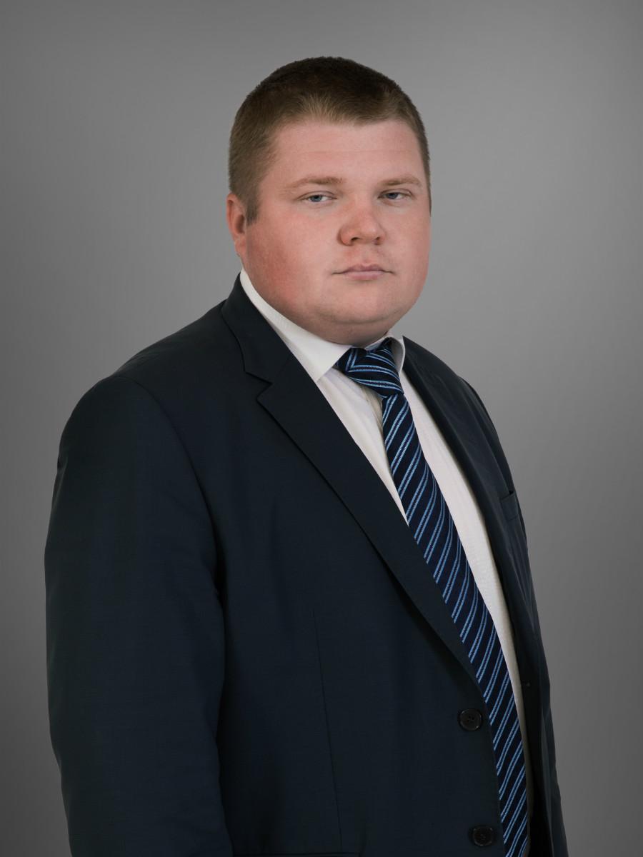 Мерецкий Сергей Викторович - Генеральный директор ОАО Агрофирма «Роговатовская нива»